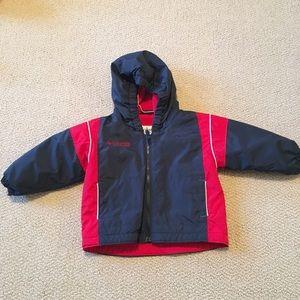 Toddler boy Winter coat